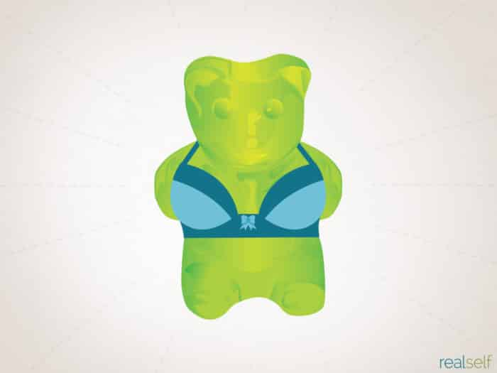 Gummy Bear Breast Implants: What Women Do and Don't Know About Them