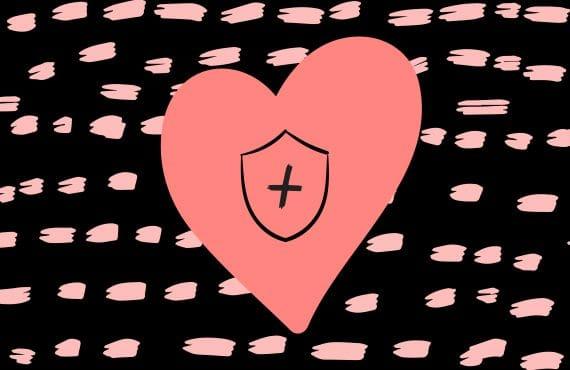 + sign heart insurance