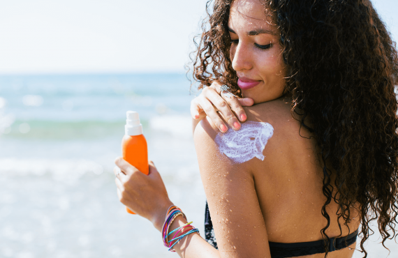 5 sunscreen myths, debunked.