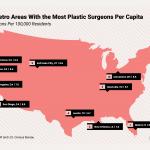 Plastic Surgeons per Capita