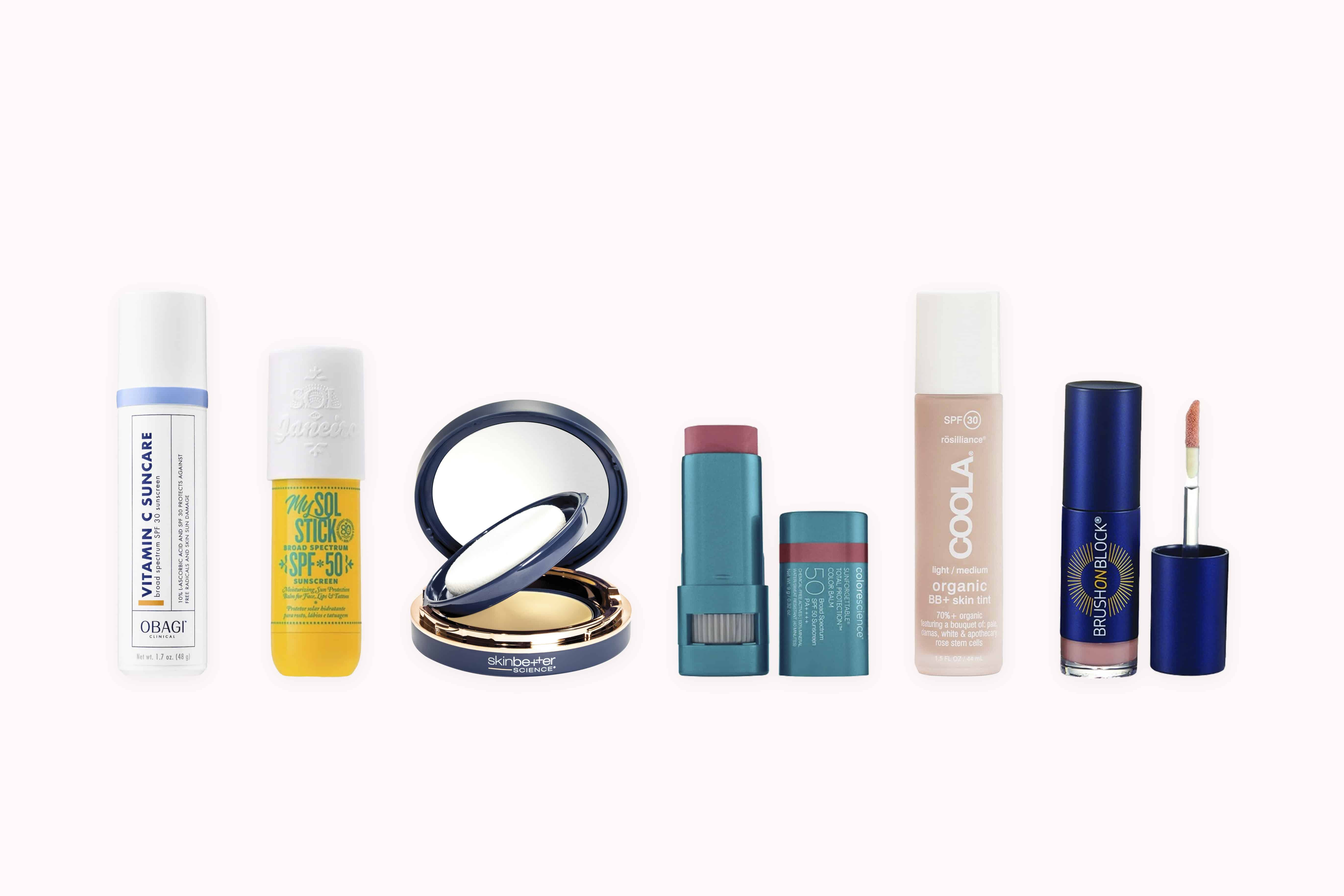 Best Sunscreens For Face That Double As