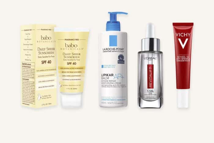 The Drugstore Skin-Care Products a Dermatologist with Dry Skin Actually Uses